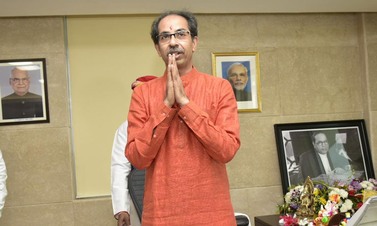 Uddhav Thackeray Wins Maharashtra Floor Test As BJP Stages A Walkout