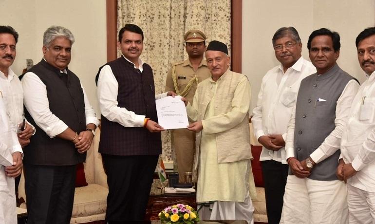 Devendra Fadnavis Refutes Own Party MP Ananth Hegde For False Claim