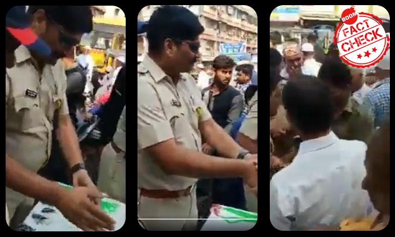 Qaumi Ekta Week Footage Viral As Shiv Sena