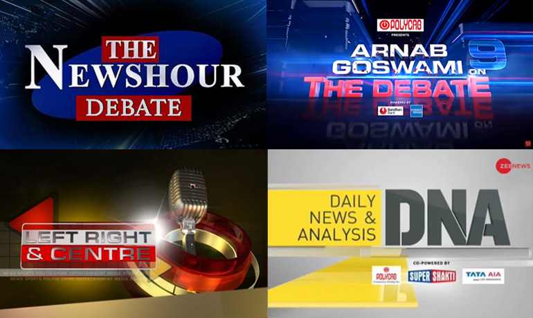 Hyderabad Encounter: How News Channels Covered The Story