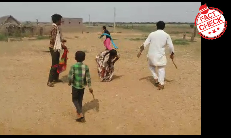 2017 Video Showing A Minor Girl Being Kidnapped In Rajasthan Revived