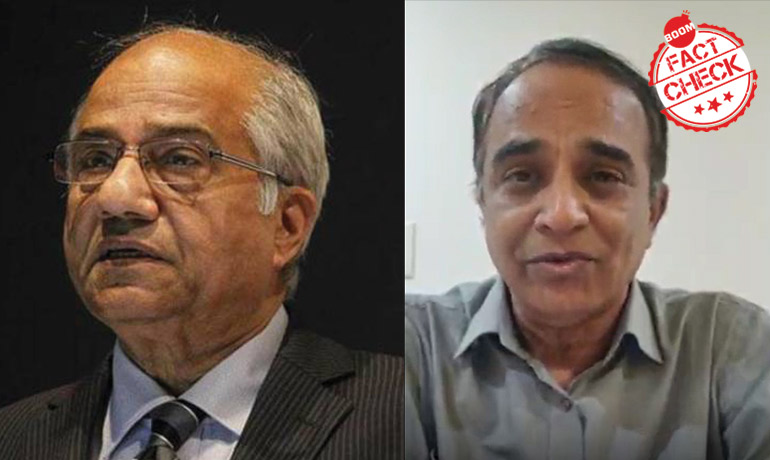 Hyderabad Encounter: Justice Srikrishna Refutes Viral Video