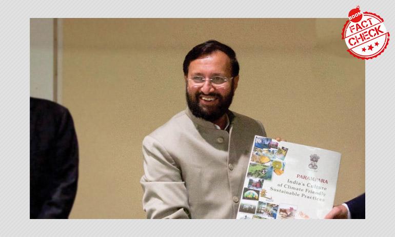 Pollution Does Not Shorten Lifespan, Says Javadekar; Not True, Studies Show
