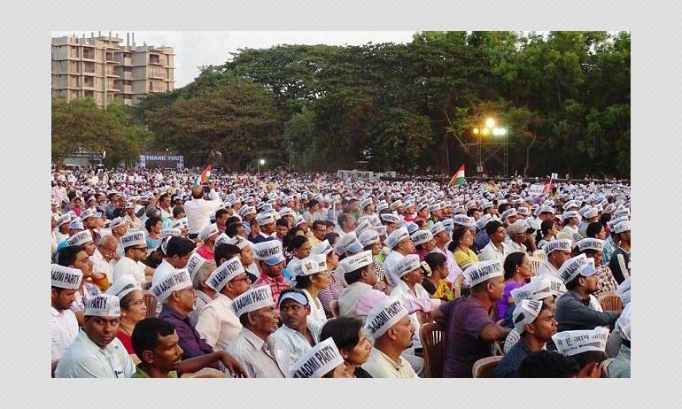 Muslims Dominate AAP