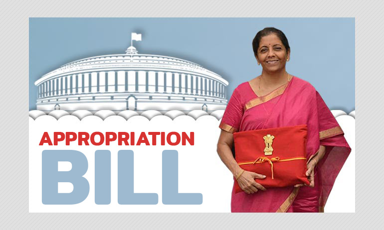 Budget Glossary #4: What Is The Appropriation Bill?