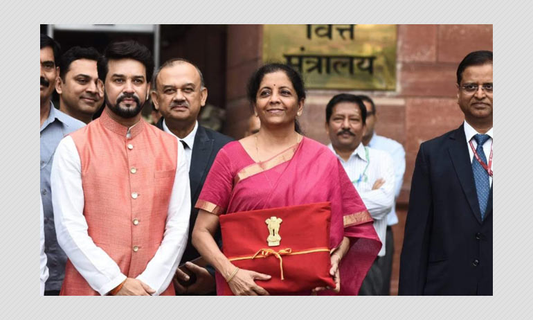 Union Budget 2020: The 5 Things To Watch Out For