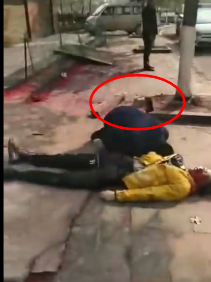 Image result for Chinese Policemen Killing <a class='inner-topic-link' href='/search/topic?searchType=search&searchTerm=CORONAVIRUS' target='_blank' title='coronavirus-గురించి లేటెస్ట్ అప్డేట్స్, ఫోటోలు, వీడియోల కొరకు వెంటనే క్లిక్ చేయండి. '></div>coronavirus</a> Patients? FactCheck https://www.boomlive.in/fake-news/video-shows-chinese-policemen-killing-coronavirus-patients-factcheck-6885