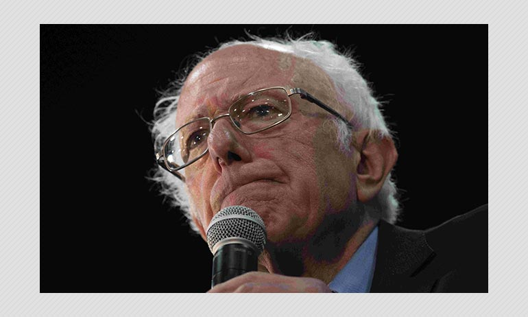 No, Bernie Sanders Does Not Want To Tax Minimum Wage Workers At 52%