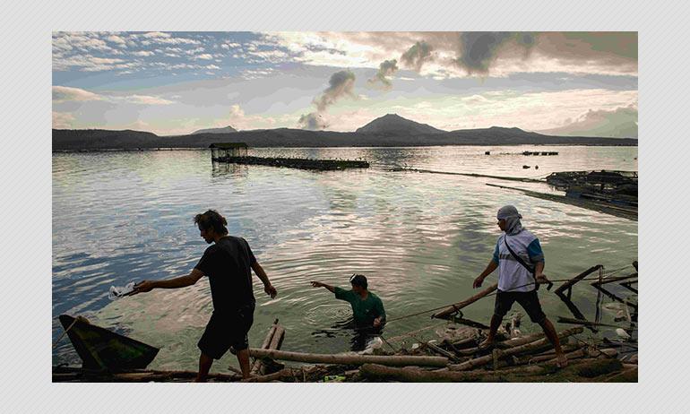WHO: Volcanic Ash Does Not Kill Novel Coronavirus, Hazardous To Health
