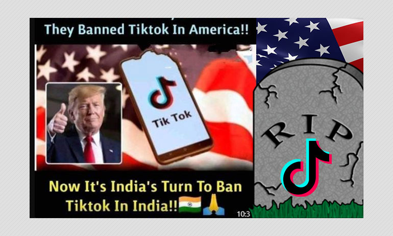 No, The United States Has Not Banned TikTok