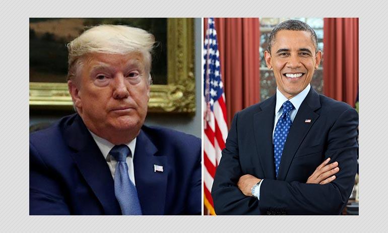 Did Donald Trump Tweet About Barack Obama