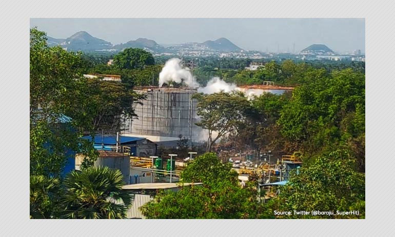 Vizag Gas Leak: What Is Styrene, How Does It Affect Humans?