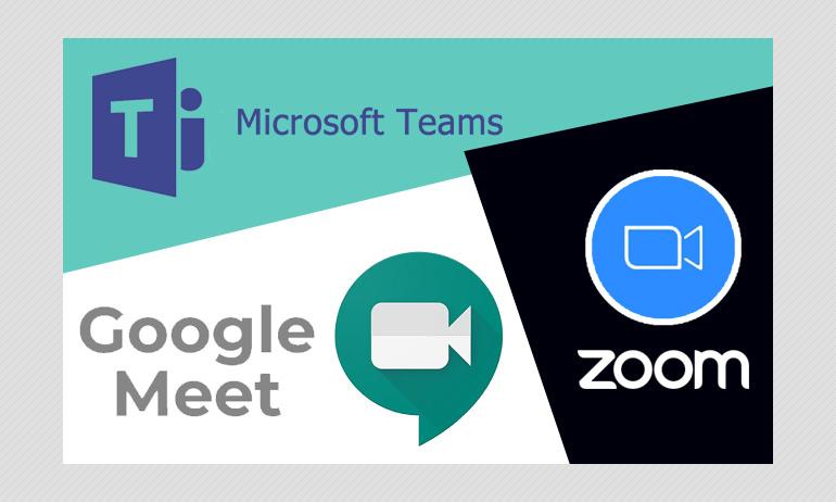 Zoom, Google Meet, Microsoft Teams: The Video Conferencing App Guide