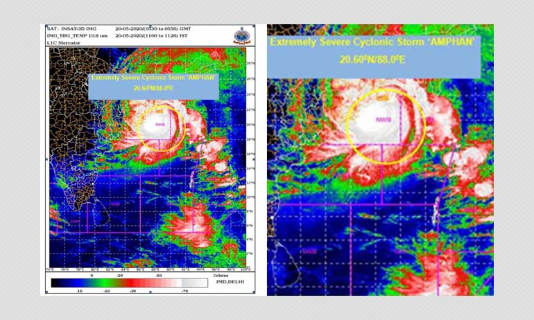 Amphan: All You Need To Know About The Super Cyclone