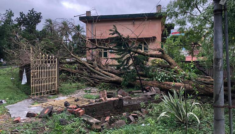 Cyclone Amphan Wreaks Havoc In West Bengal, Odisha: All You Need To Know