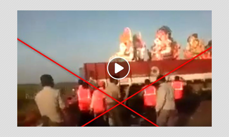 Video Of Hindu Ritual Shared With False Coronavirus Claim