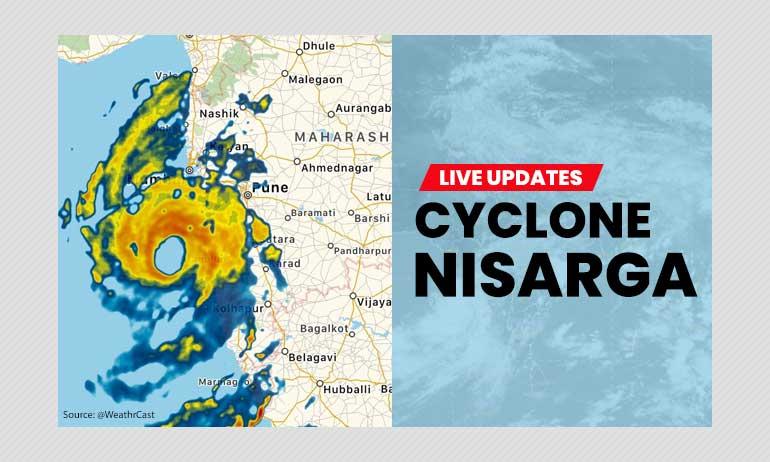 Cyclone Nisarga LIVE Updates: Nisarga Loses Intensity After Landfall
