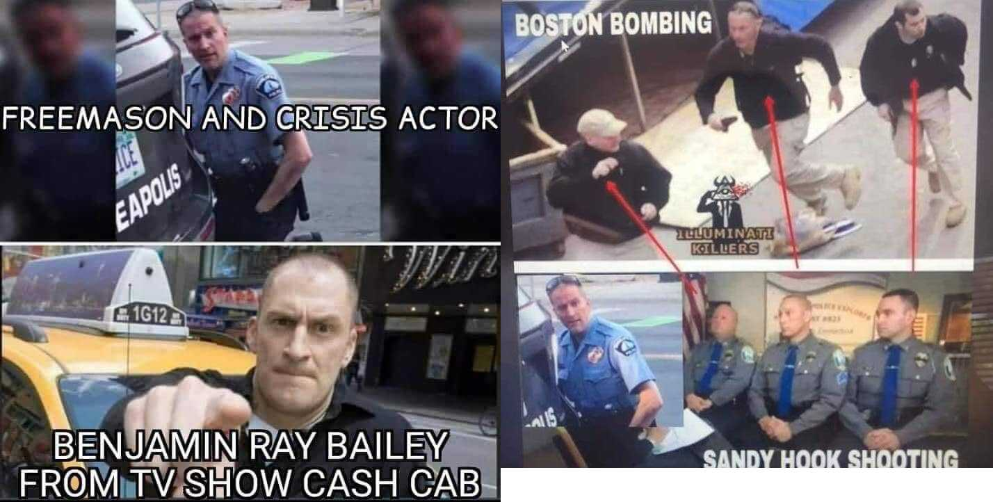 No George Floyd S Death Was Not Staged Using Crisis Actors