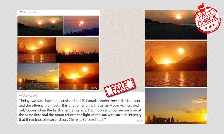 Fake Claim Of