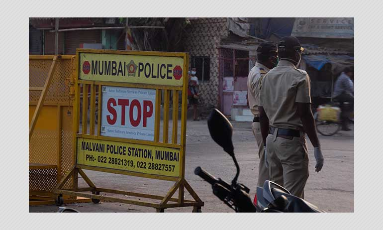 As COVID-19 Cases Rise, All Movement Restricted To 2 Km: Mumbai Police