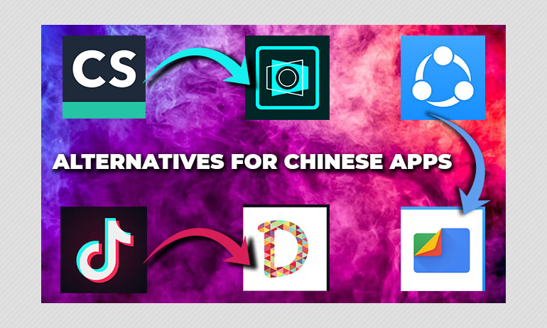 Chinese Apps Ban: Here Are Your Alternatives To TikTok, CamScanner
