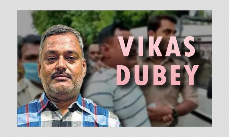 Vikas Dubey: A Timeline Of Events From Ambush To Gangster