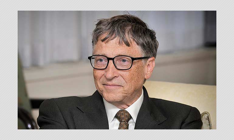Bill Gates Has A Message For COVID-19 Conspiracy Theorists