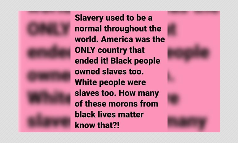 Was The USA The Only Country To Abolish Slavery? Not Really