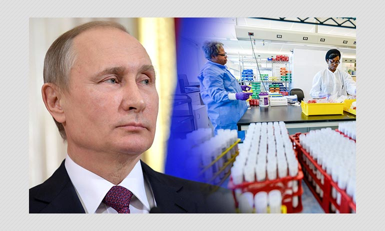 Russias Announcement Of COVID-19 Vaccine Met With Scepticism