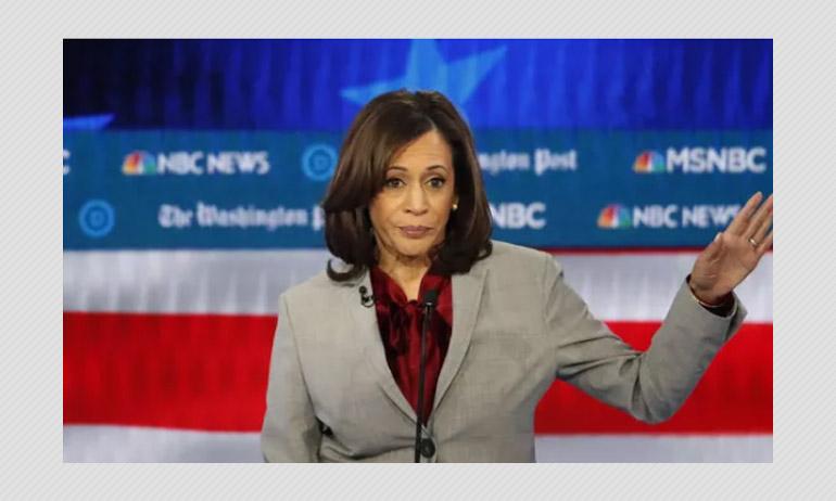 Democratic Vp Candidate Kamala Harris Is Not Against Gun Ownership
