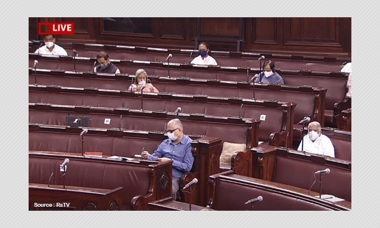 Farm Reform Bills Rock Parliament, 8 MPs Suspended