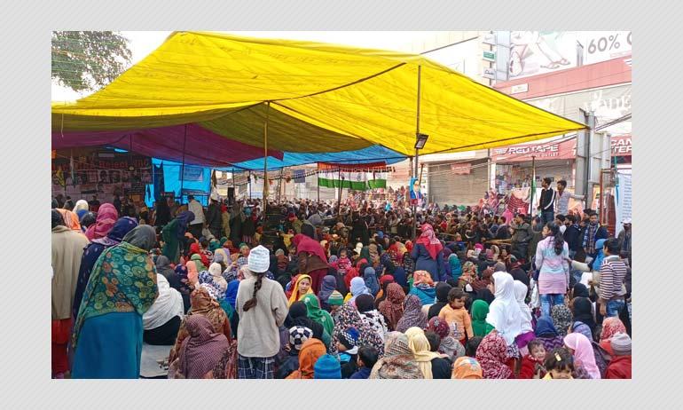 Shaheen Bagh No Longer Empowering Voice of Women, Interlocutors to SC