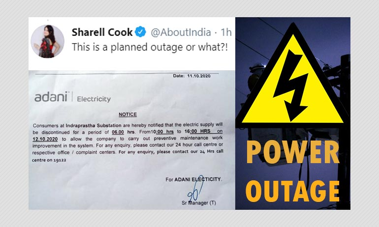 Adani Electricity Notices Not Related To Mumbai Grid Failure Co Clarifies