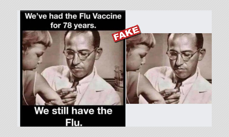 Misinformation About Flu Vaccine Viral During COVID-19 Pandemic