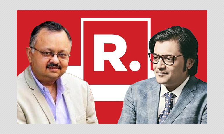 $12,000 Rs 40 lakhs cash: Partho Dasgupta Claims Arnab Goswami Paid Him