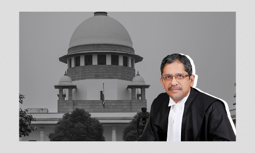 India's 48th CJI Justice NV Ramana Swearing In Ceremony Live Stream