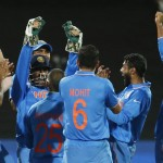 Kohli's Ton Guides India To Sixth World Cup Win Over Pakistan