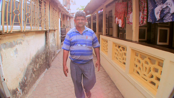 Douglas Lobo, Sarpanch of the Vakola gaothan, wants the government to preserve these communities.