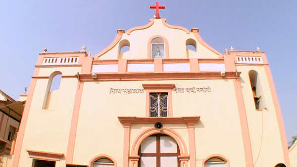 Our Lady of Perpetual Succour Church in Manori is Mumbai's oldest church, dating back to 1559.