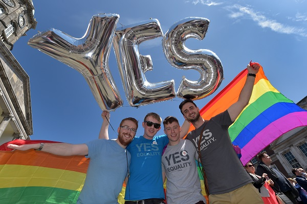 Ireland Holds Referendum On Same Sex Marriage Law