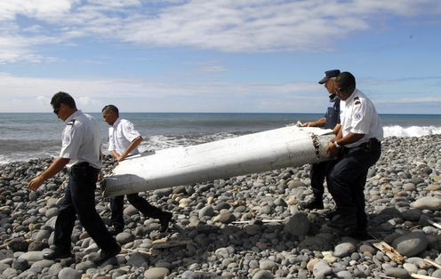 Aircraft Debris Looks Like It's From MH370 – Now Can We Find The