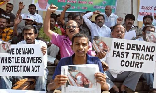 RTI activists crime