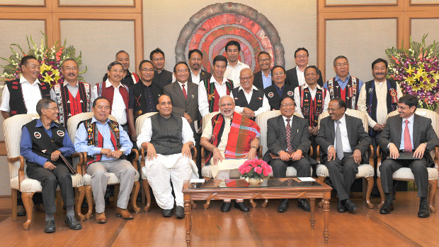 Naga Peace accord