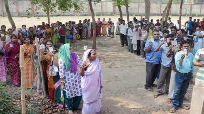 Voting picture