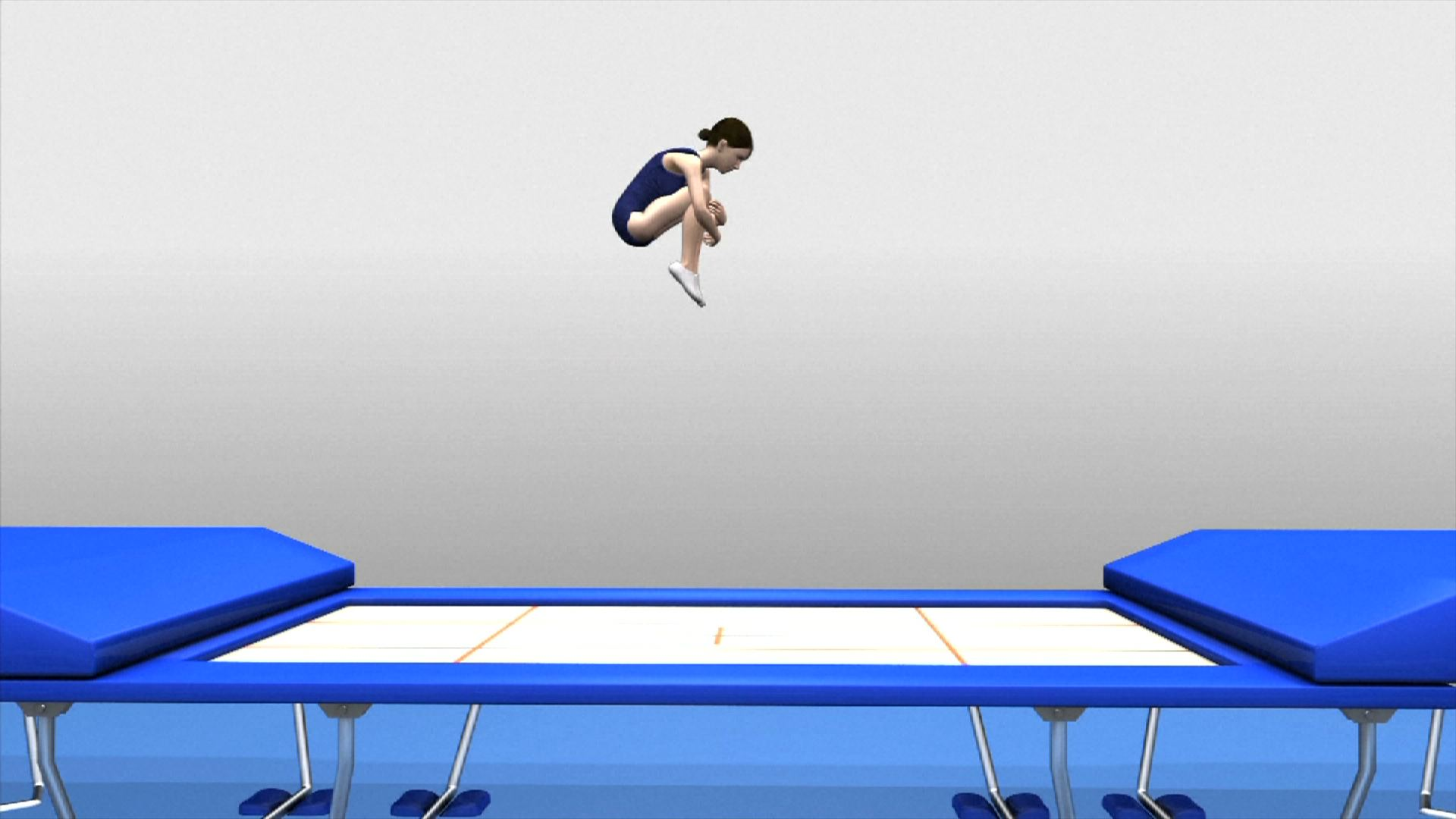 Jumping On A Trampoline: Olympic Sport Explained | | BOOM