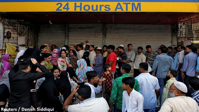 Deposits above Rs 5000 only once till December 30