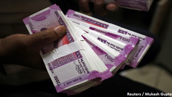 Was The Rs 2,000 Note PM Modi's Diwali Gift ?