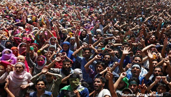 Kashmir Post Burhan Wani: What People Mean By Azadi