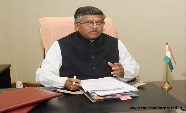 How Ravi Shankar Prasad Got Digital Agri Transactions Horribly Wrong?