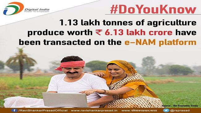 How Ravi Shankar Prasad Got Digital Agri Transactions Horribly Wrong?